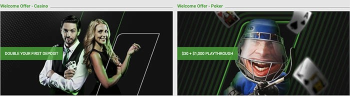 unibet casino welcome offers