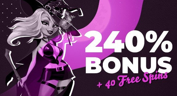 Free Spins - Welcome Bonus Package