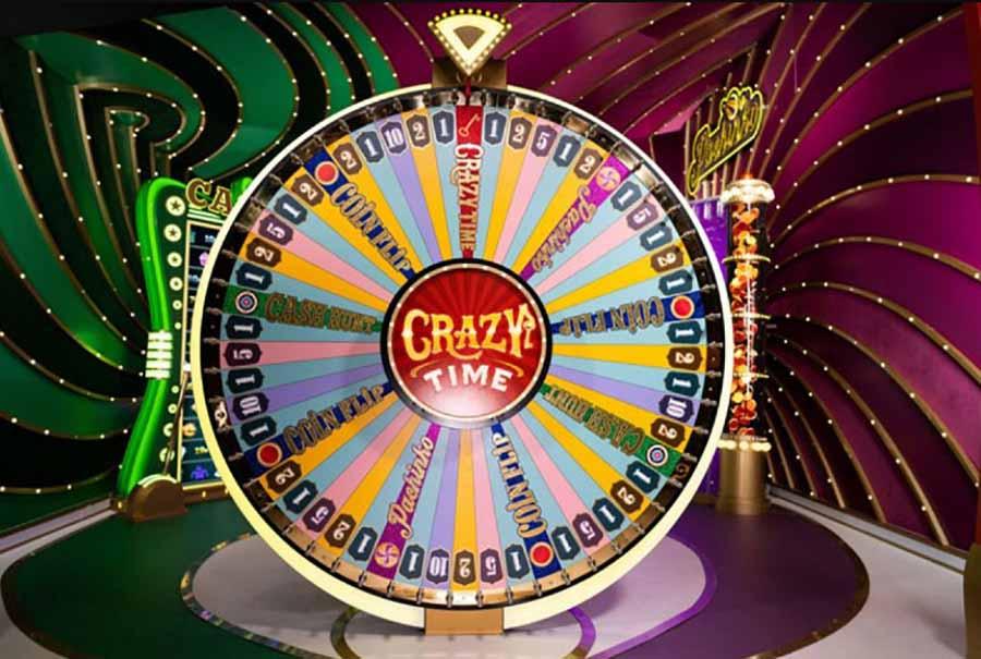 evolution gaming crazy time casinofollower