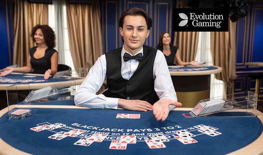 evolution gaming deal casinofollower