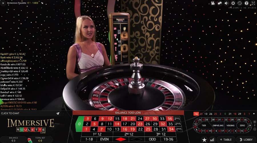 evolution gaming roulette casinofollower